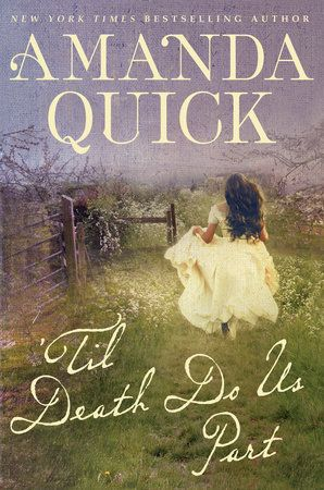 Win copies of 'Til Death Do Us Part by Amanda Quick for your book club! http://bit.ly/1Tw6ROC