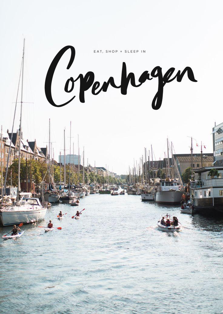 A Mini Guide to Copenhagen | WishWishWish | Bloglovin'