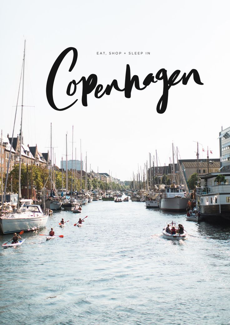 A Mini Guide to Copenhagen | WishWishWish | Bloglovin'