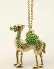 Jeweled Camel gold necklace http://www.google.com/shopping/product/3135039285514897478?q=camel+jewelry&client=safari&rls=en&bav=on.2,or.r_qf.&bvm=bv.52164340,d.cGE,pv.xjs.s.en_US.CQsooEYev9Y.O&biw=1219&bih=839&dpr=1&tch=1&ech=1&psi=Tsg0UvyqNaLhiALu5oCYAQ.1379190862887.3&sa=X&ei=Usg0UpGPO4PHiwKVzoDIDA&ved=0CJEBEL8TMAM