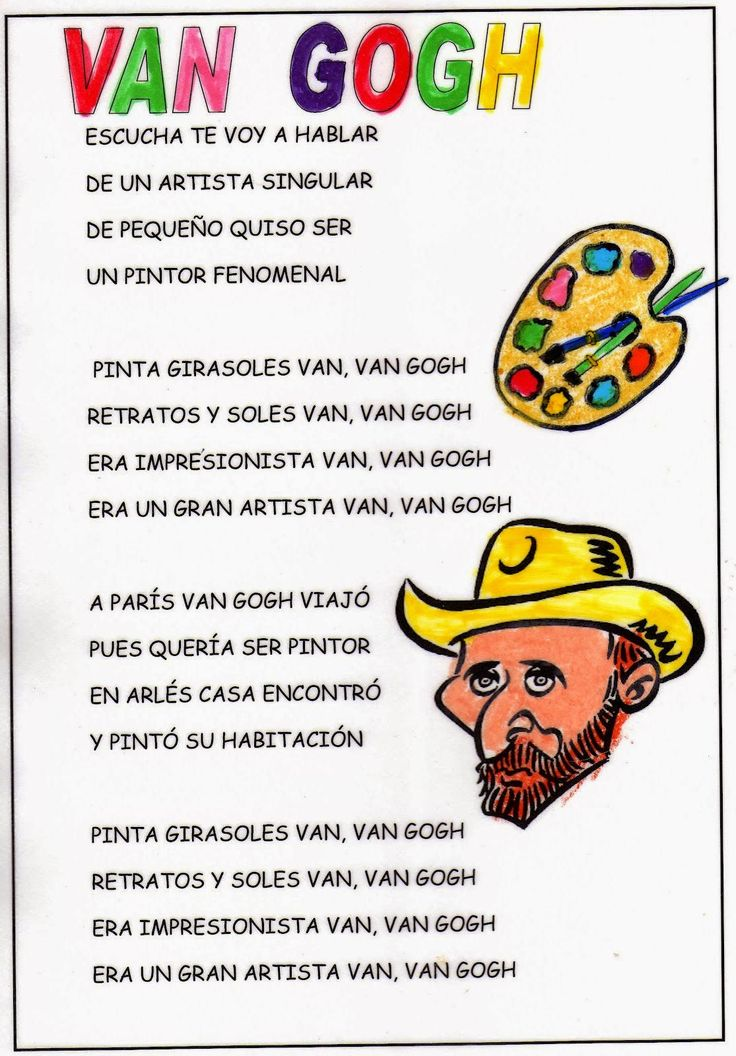 Fotografías y retratos de Vincent Van Gogh                    Cuadros de Van Gogh para colorear                                       ...