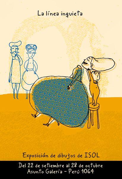 Muestra de Dibujos de ISOL – 22 de Septiembre Inauguración http://www.encuentos.com/manualidades/ilustraciones-infantiles-manualidades/muestra-de-dibujos-de-isol-22-de-septiembre-inauguracion/