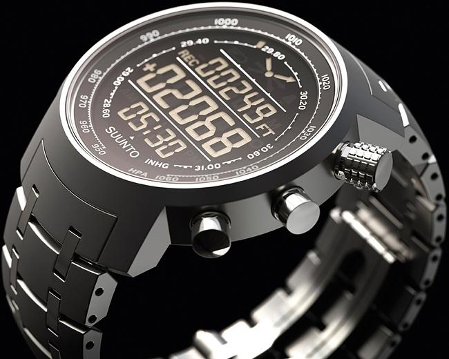 Suunto Elementum Watch.