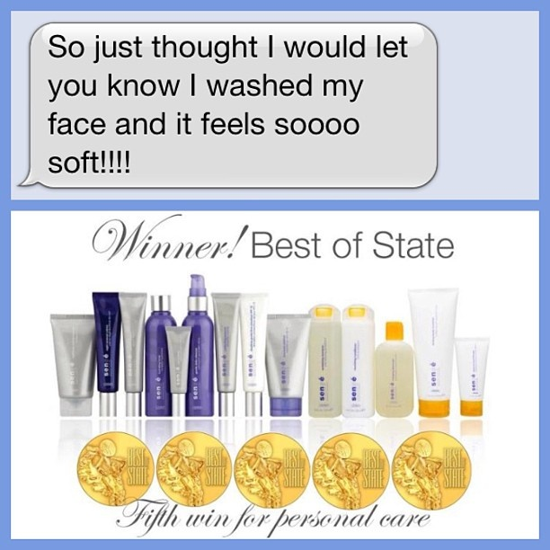 you will never go back to your previous skin care 226-344-3664 piskotek75@hotmail.com