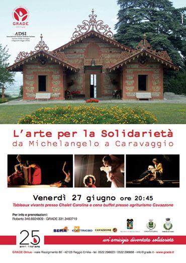 L'arte per la solidarietà http://www.grade.it/larte-per-la-solidarieta-va-in-scena-per-grade-onlus/