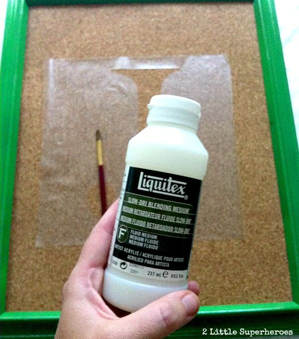 Stenciling | How to prevent paint from seeping under the stencil.