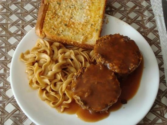 Really Good Vegetarian Meatloaf Recipe | Favorite Recipes | Pinterest