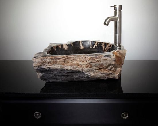 Best Ideas Bathroom Vessel Sinks Images On Pinterest - Vessel sink bathroom ideas