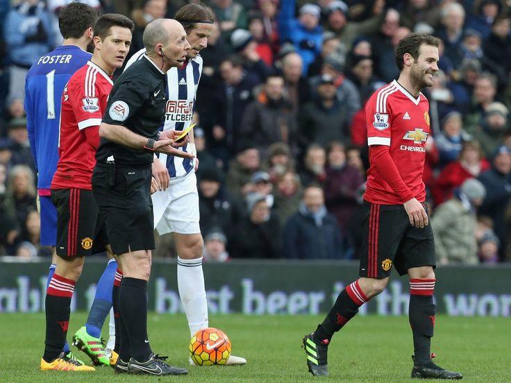 Darren Fletcher denies forcing ex-teammate Juan Mata's red card   1hrSPORT