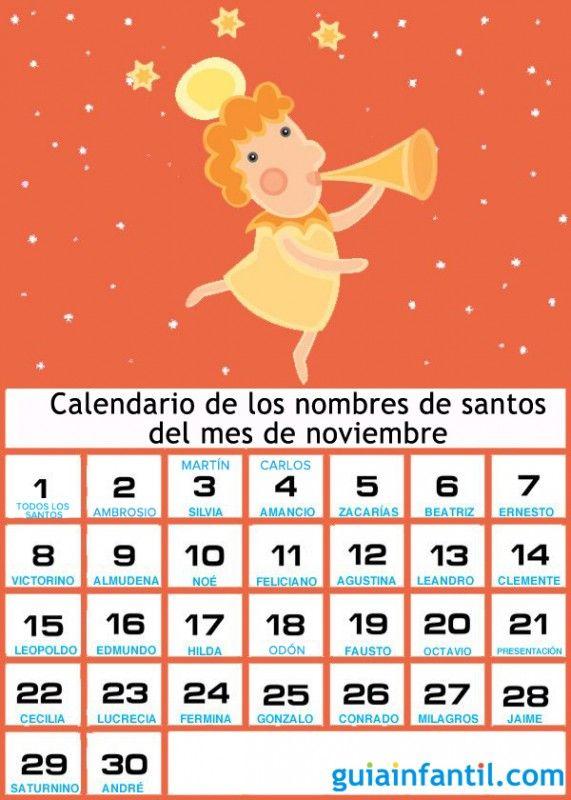 Pin On Calendario De Santos