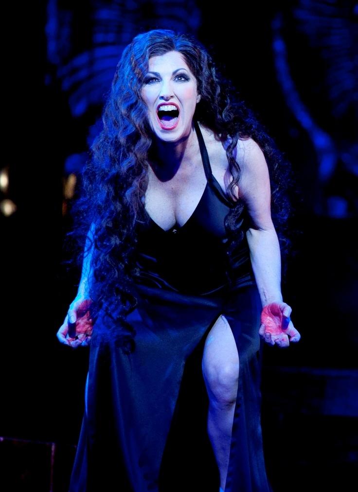 Cheryl Barker as Salome. Opera Australia 2012.