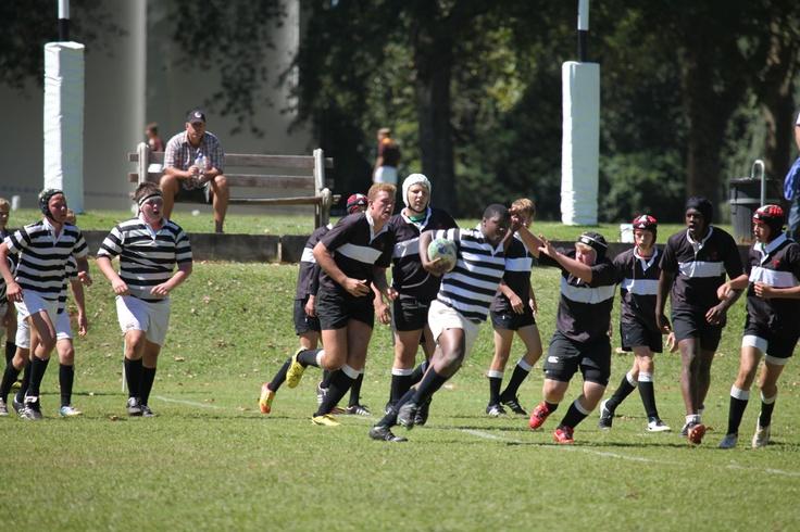 South Africa u15 School Rugby Rankings 8 April 2013