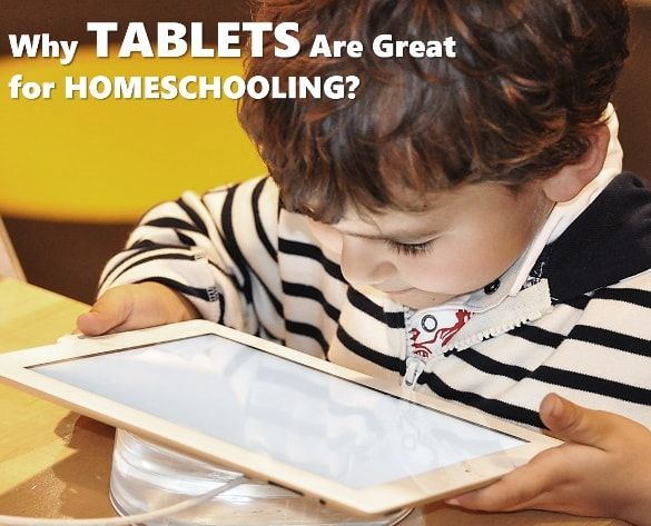 TABLETS are great for homeschooling - Tablets provide a change from the usual daily work to something exciting and definitely adds more interest in learning process much more quickly. And today we are going to know the reasons why these tablets are making the significant impact on homeschooling.
