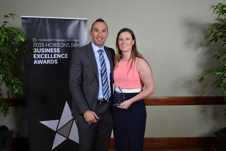 New Business category winner - Eco Laundry Room