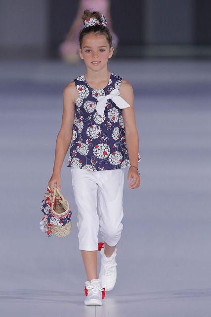 Niñas y Niños de Moda: Cóndor Moda Infantil Verano 2014 - Barcelona