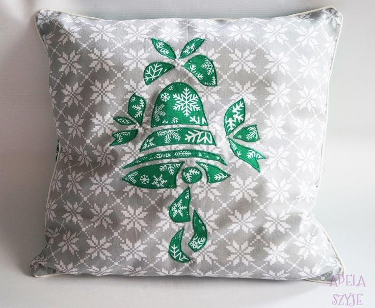 christmas pillow / poduszka świąteczna