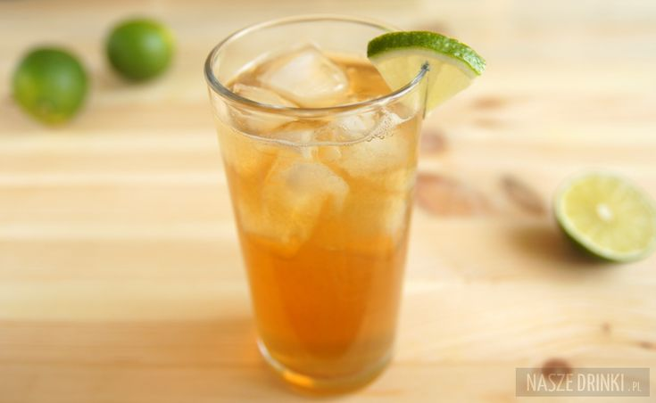 Dark and Stormy – drink z ciemnym rumem