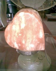 Salt Lamp Leaking Oil : 1000+ images about Salt Lamps on Pinterest