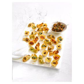 16 best images about canape alternatives on pinterest for Waitrose canape selection