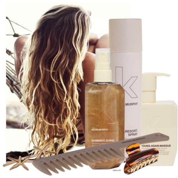 """Kevin Murphy SHIMMER.SHINE"" by cheshirechic on Polyvore #KMLIFESABEACH"