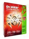 Dr.Web Security SpacePro 2ПК2года&1ПК4года+150 дней BOX