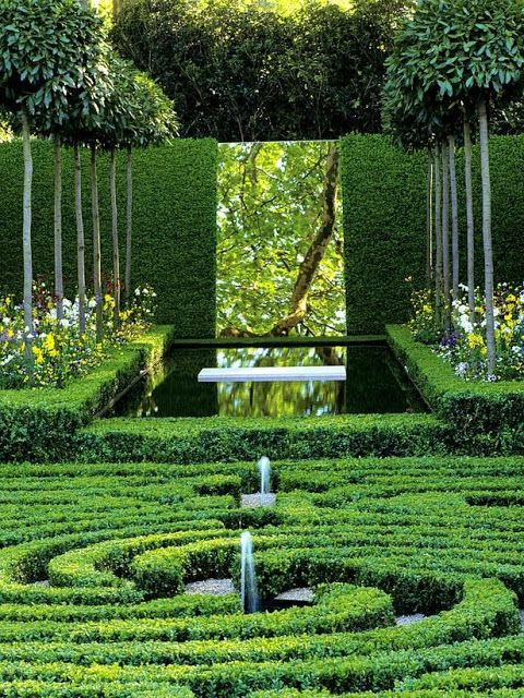 I wish every garden was as beautiful as this one.