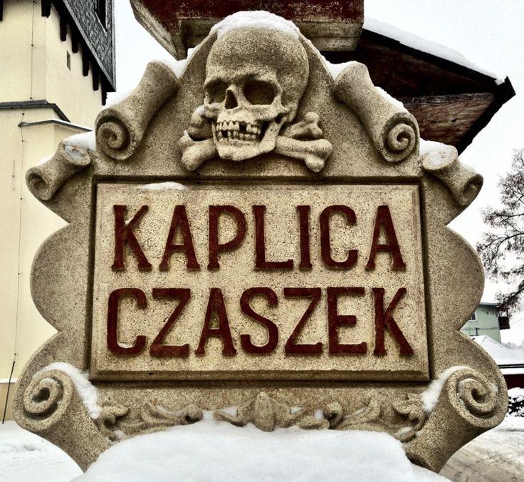 Kaplica Czaszek in Kudowa, Województwo dolnośląskie
