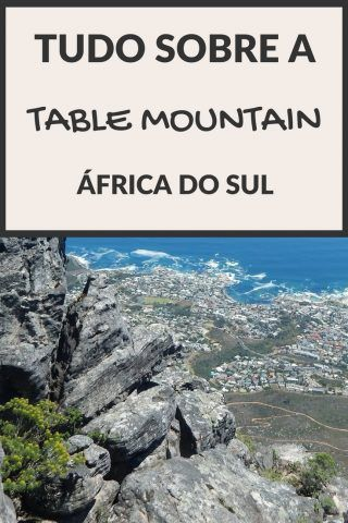 Tudo que você precisa saber sobre a Table Mountain! Ingresso: Minha dica é compre o ingresso pelo site! Nem sempre a visibilidade lá em cima é boa, tem dias nublados que a vista é parcial ou até mesmo a montanha é fechada devido as ventanias, por isso muita gente acaba tendo medo de comprar o ingresso antecipado e se decepcionar.