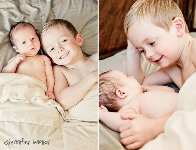 The photo on the left will be cute of Donnell and the new baby @Kendal Carrillo Goebel Collins..