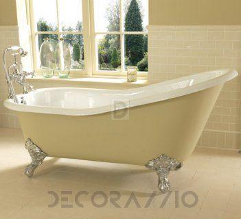 #bathroom #bath #shower #showerroom #interior #design #interiordesign  Чугунная ванна Imperial Bathroom IB Cast Iron Bath Tubs, ib_ritz_slipper_cast_iron_bath_tubs_1700