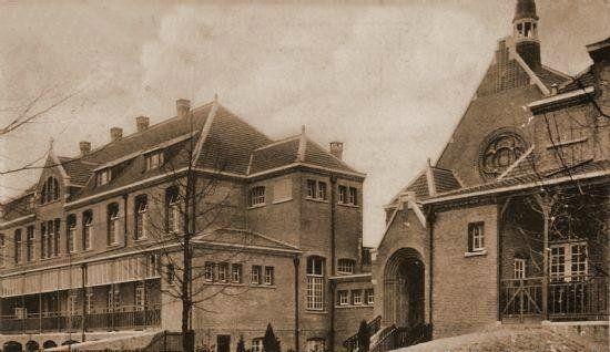 Ambtshuisstraat Druten (jaartal: 1950 tot 1960) - Foto's SERC