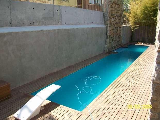 diseño piscinas pequeñas - Buscar con Google