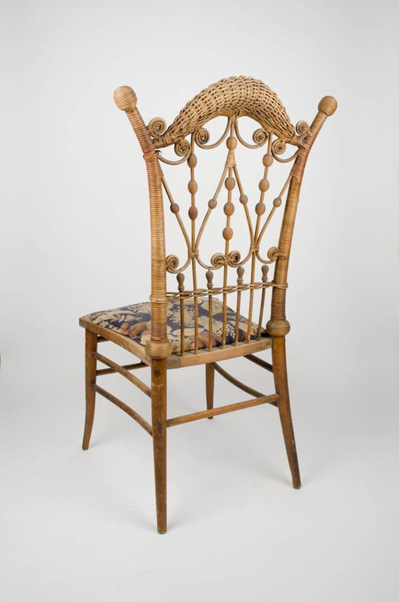 Heywood And Wakefield Rattan Chair. Rattan ChairsGardner MassachusettsSafari  ...