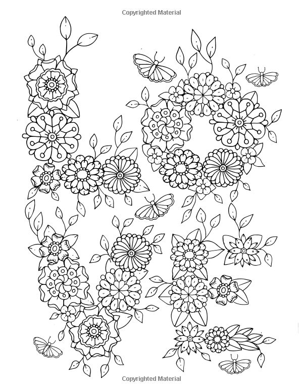 Amazon.com: Inspirational coloring book: for fun and relaxation (9781532807749): edwina Mc Namee: Books
