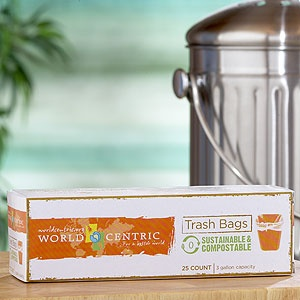 Biodegradable Compost Bags for Kitchen Compost Bucket
