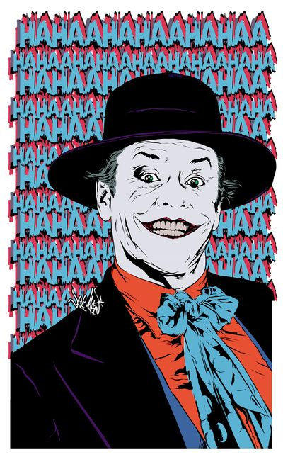 You Can Call Me...Joker!  by Vee Ladwa