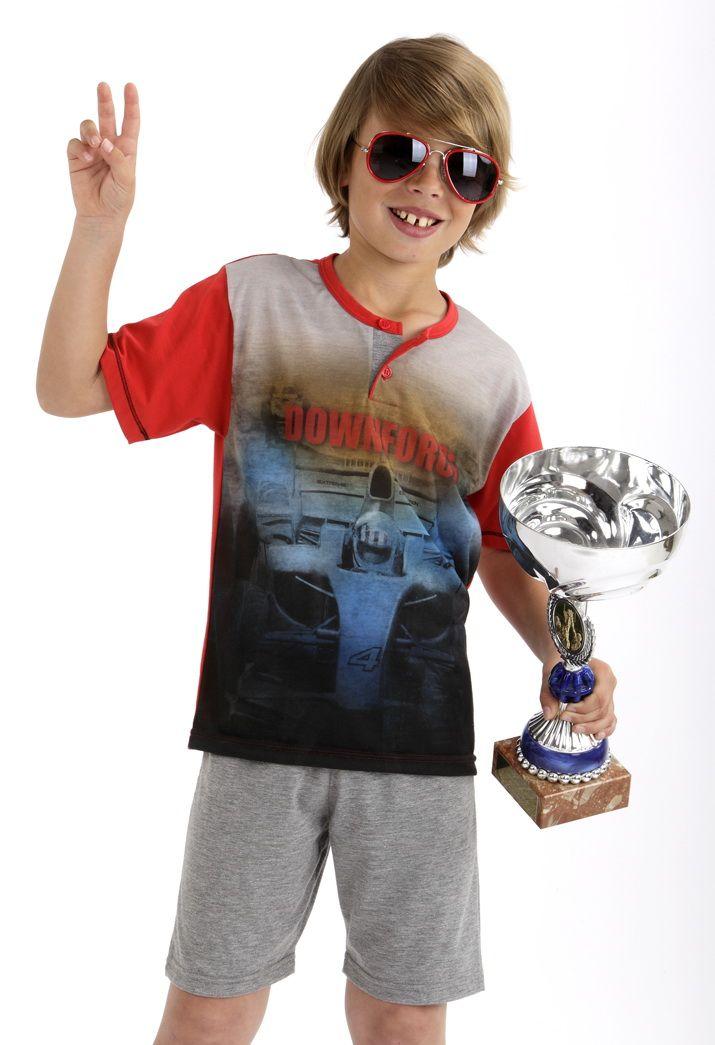 Racing car pijama #Massana #Boy #MassanaKids #MassanaHomewear