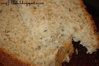 Рецепты для хлебопечки: Белый хлеб с диким луком и розмарином