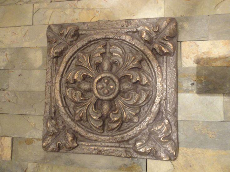 Mediterranean Wall Decor Tuscan Art Patina Bronze Indoor Outdoor