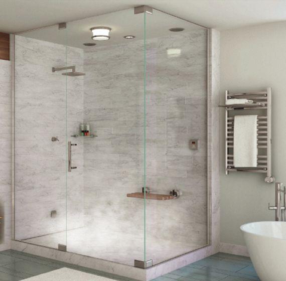 Steam Showers by Mr. Steam