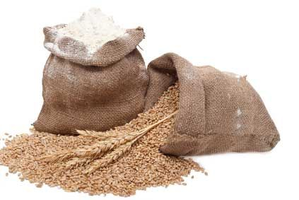 Flour for burn skin...I do it it's the best I put cold flour stop immediately   :)..
