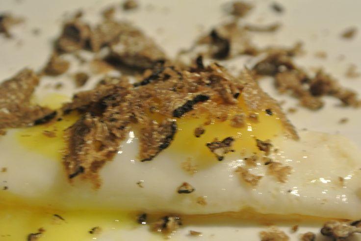 Uova di quaglia al Tartufo Nero