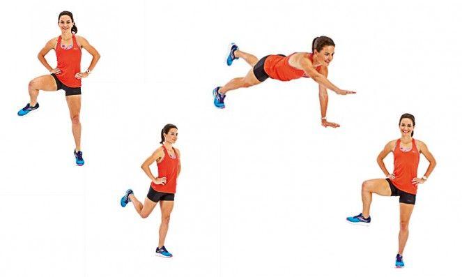 4 oefeningen voor een betere stabiliteit