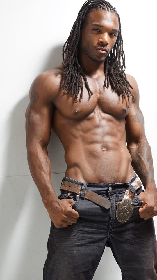 Naked sexy black male with dreads where can