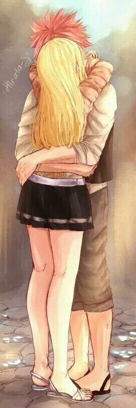Fairy Tail Fan Art ☆ Natsu & Lucy