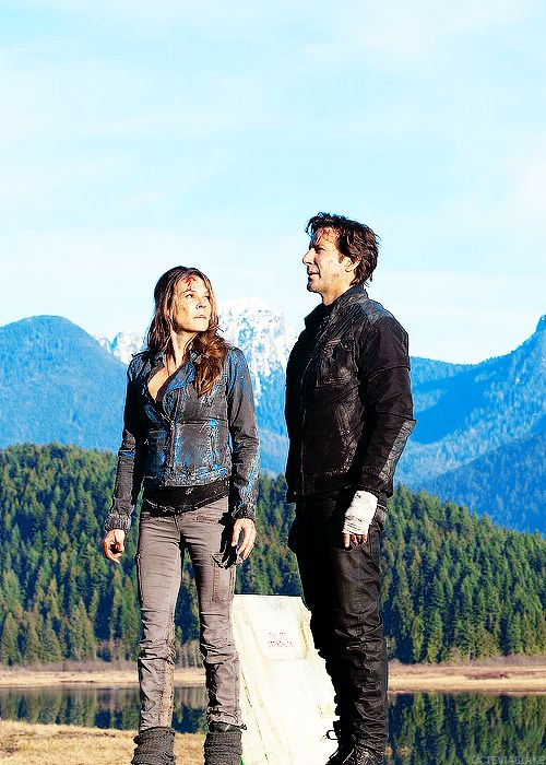 The 100 - Abby and Kane #1.13