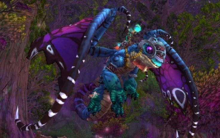 how to get a dragon mount in wow