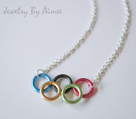 olympic necklace 17