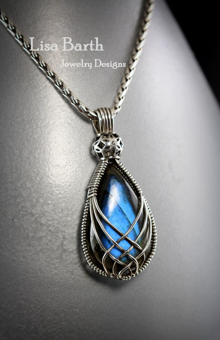 484 best Lisa Barth images on Pinterest | Jewelry ideas, Wire wrap ...