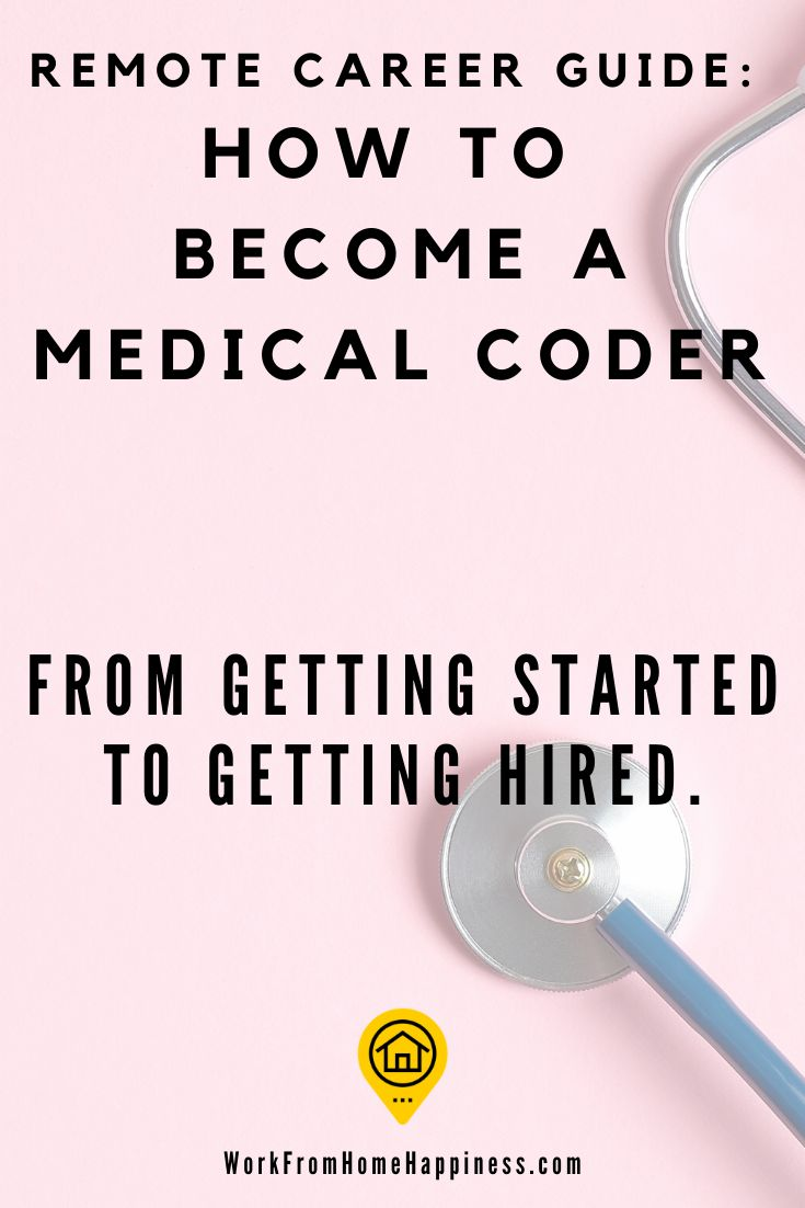How to a remote medical coder get started to get